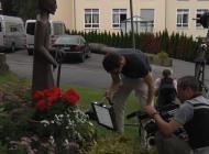 Szenenfoto Dreh Imagefilm Josefsheim 2013