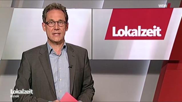 Ein kurzer Bericht über den Landtagswahlfilm NRW 2017 gab´s in der WDR Lokalzeit Ruhr.